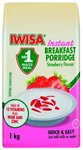 Iwisa Instant Breakfast Porridge - Strawberry