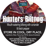 Hunters Biltong Sliced - 200g - (NL)_