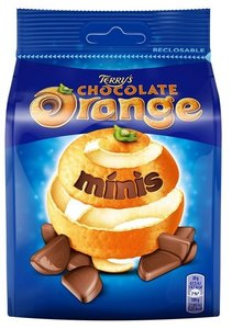 Terry's Chocolate Orange Mini's - (FR)