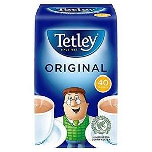 Tetley Original 40 Tea bags - (UK)