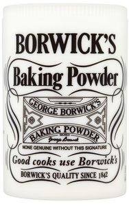 Borwick's Baking Powder - (UK)