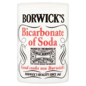 Borwick's Bicarbonate of Soda - (UK)