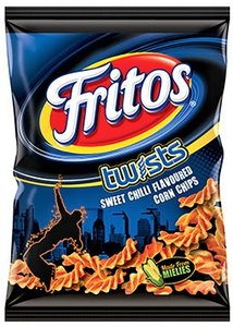 Simba Fritos Sweet Chilli