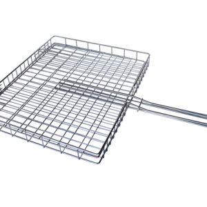 LK Braai Equipment - Big Flat Grid (42 by 32 cm) - For collection only