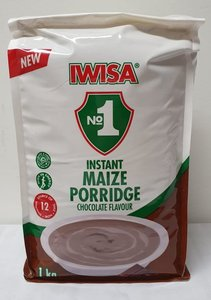 Iwisa Instant Breakfast Porridge - Chocolate