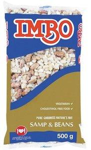IMBO Samp & Beans