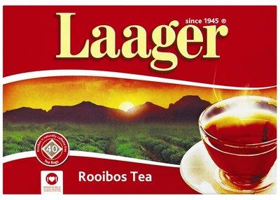 Laager Rooibos Tea 40 Teabags