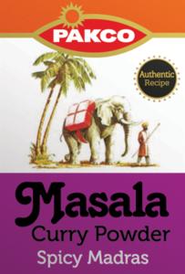 Pakco Masala Spicy Madras