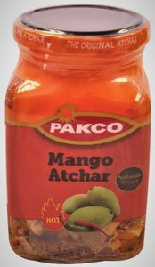 Pakco Mango Atchar Hot