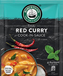 Robertsons Thai Red Curry Cook-In-Sauce