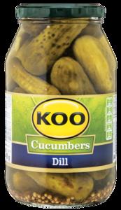 Koo Cucumbers Dill
