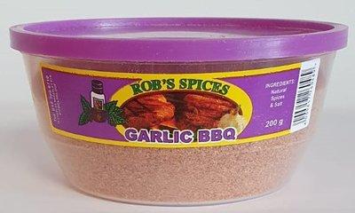 Rob's Spices Garlic BBQ