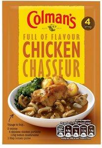 Colman's Chicken Chasseur - (UK)
