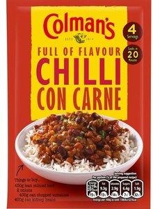 Colman's Chilli Con Carne - (UK)