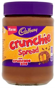 Cadbury Crunchie Spread - (UK)