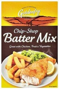 Goldenfry Chip Shop Batter Mix - (UK)