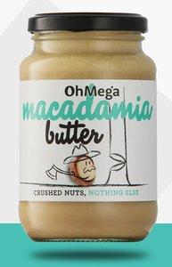 OhMega Macadamia Butter