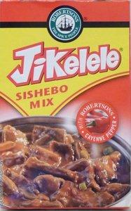 Jikelele Sishebo Mix with Cayenne Pepper