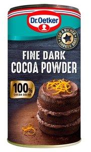 Dr. Oetker Fine Dark Cocoa Powder - (UK)