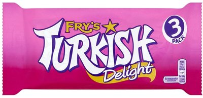 Fry's Turkish Delight 3pack - (UK)