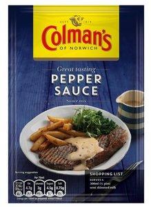 Colman's Pepper Sauce - (UK)