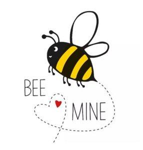 Bee Mine Napkin Set 33 x 33 cm