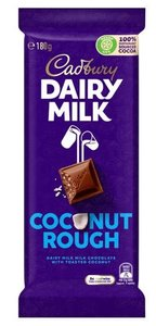 Cadbury Dairy Milk Coconut Rough - (AUS)