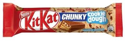 Nestlé KitKat Chunky Cookie Dough - (UK)