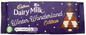 Cadbury Dairy Milk Winter Wonderland - (UK)