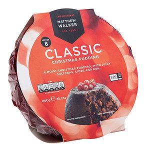 Matthew Walker Classic Christmas Pudding - (UK)