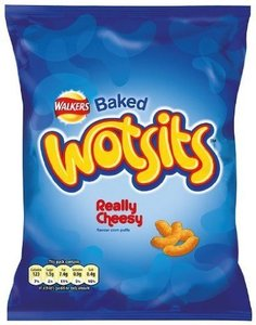 Walkers Wotsits Cheese