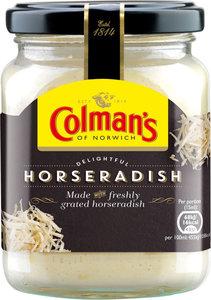 Colman's Horseradish Sauce - (UK)