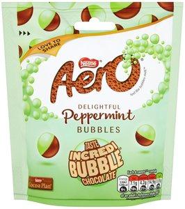 Nestlé Aero Peppermint Bubbles - (UK)