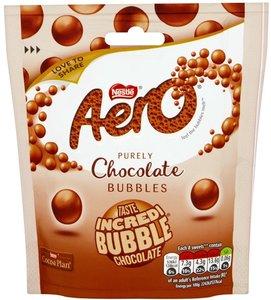 Nestlé Aero Milk Bubbles - (UK)