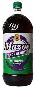 Schweppes Mazoe Blackberry Flavour  - (Zim) - Limited 4 per order