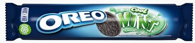Oreo Cool Mint Biscuits - (UK)
