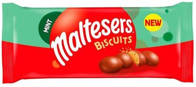 Maltesers Mint Biscuits - (UK)