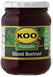 Koo Beetroot Salad Sliced