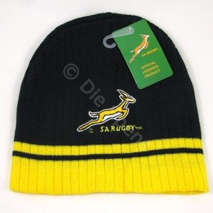 SA Rugby Beanie - Die Spens - South African Shop in Amersfoort c83c4243c88