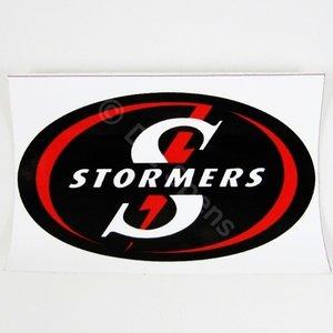 Stormers Sticker 11.5 x 7.0 cm