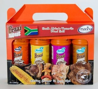 Marina Braai Salt Variety Gift Pack