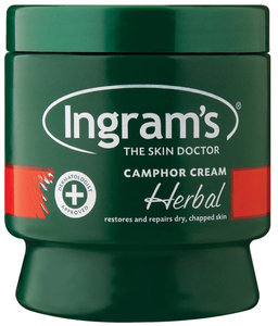 Ingram's Camphor Cream  - Herbal