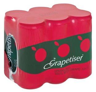 Grapetiser Red 6 Pack