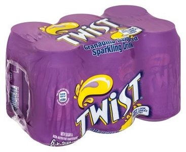 Schweppes Granadilla Twist 6 Pack