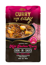 Pakco Curry Cook-in-Sauce Mild Durban Curry