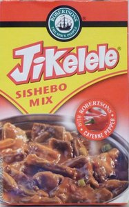 Jikelele Sishebo Mix with Cayenne Pepper