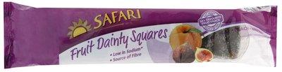 Safari Fruit Dainty Squares