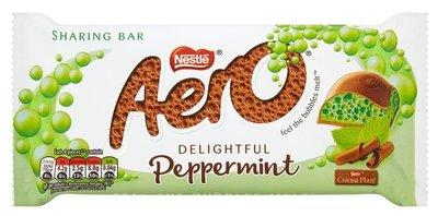 Nestlé Aero Peppermint - (UK)