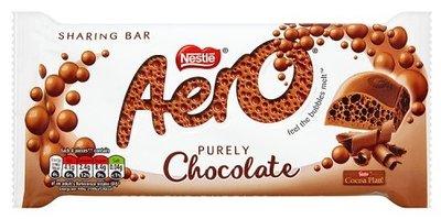 Nestlé Aero Milk - (UK)