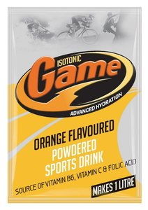 Isotonic Game Orange Flavoured Sports Drink